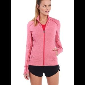 Lole Essential Up ZIP-Up Cardigan Tropical Rose